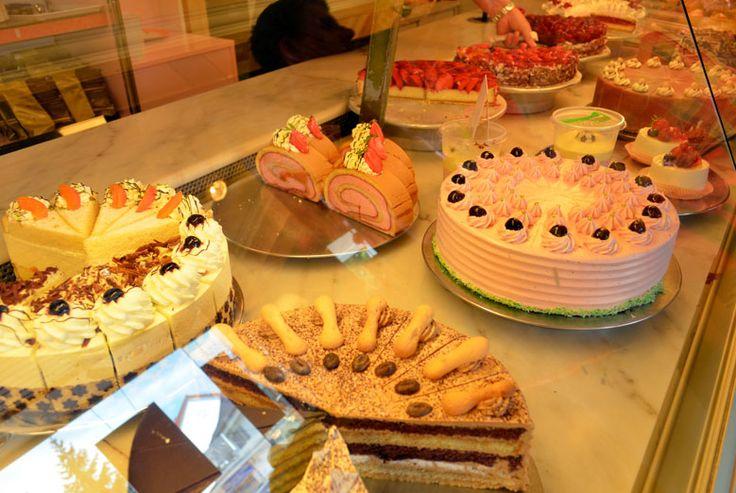 Glutenfreie Leckereien in der Konditorei Spring in Augsburg