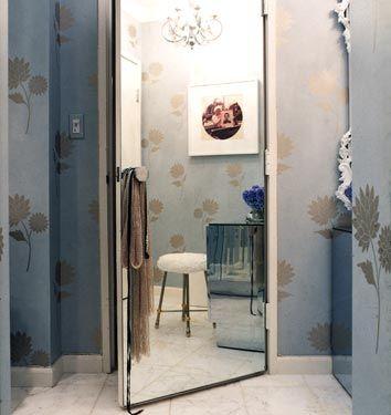 Secret Doors Into Hidden Rooms Door MirrorsBig MirrorsBathroom