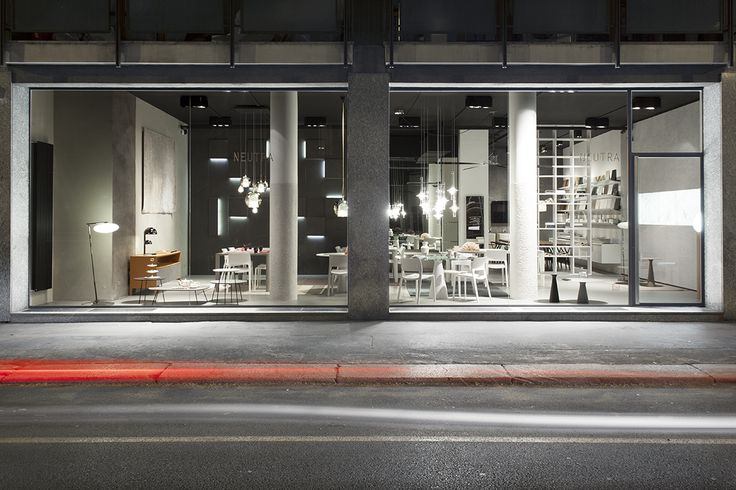 NEUTRA Flagship Store is in Milan, viale Piave 14. #flagshipstore, #interior, #architecturedesign, #interiordesign, #forniture, #stone, #furnishing, #design,