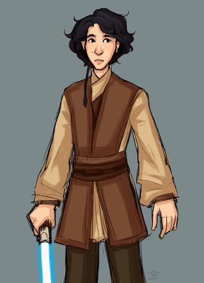 Ben Solo by java-finch