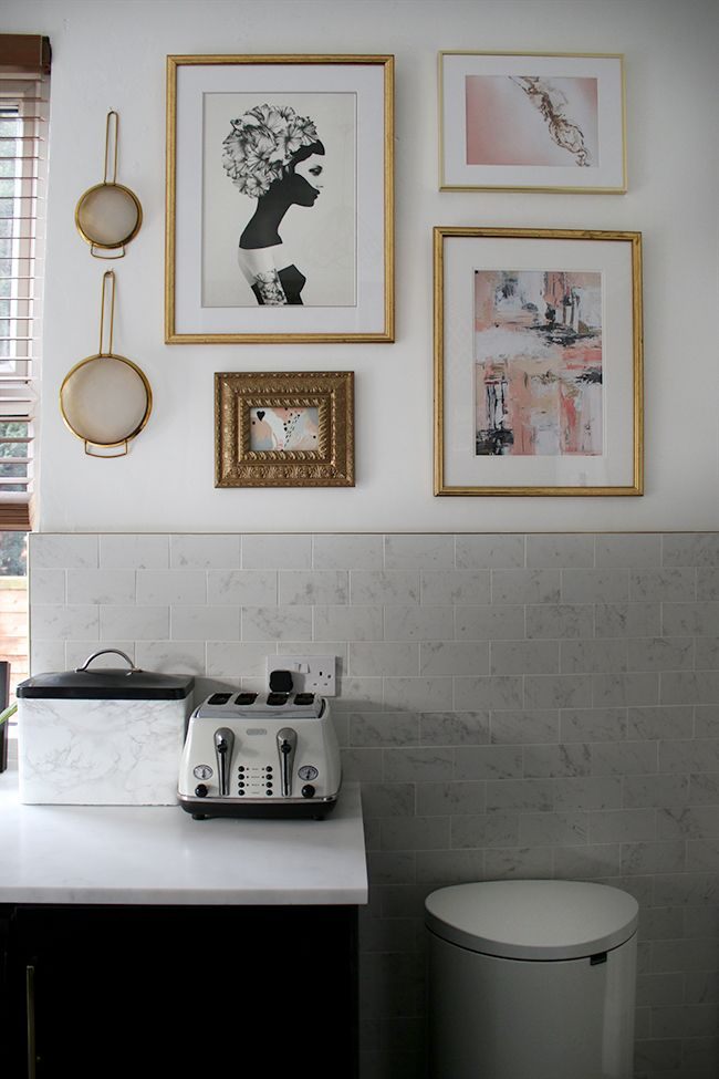 153 best Gallery Walls images on Pinterest   Gallery walls, Home ...