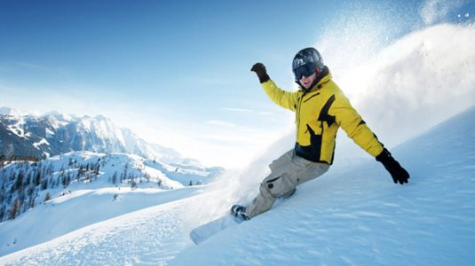 Neve - Hotel Principe Marmolada - Dolomiti
