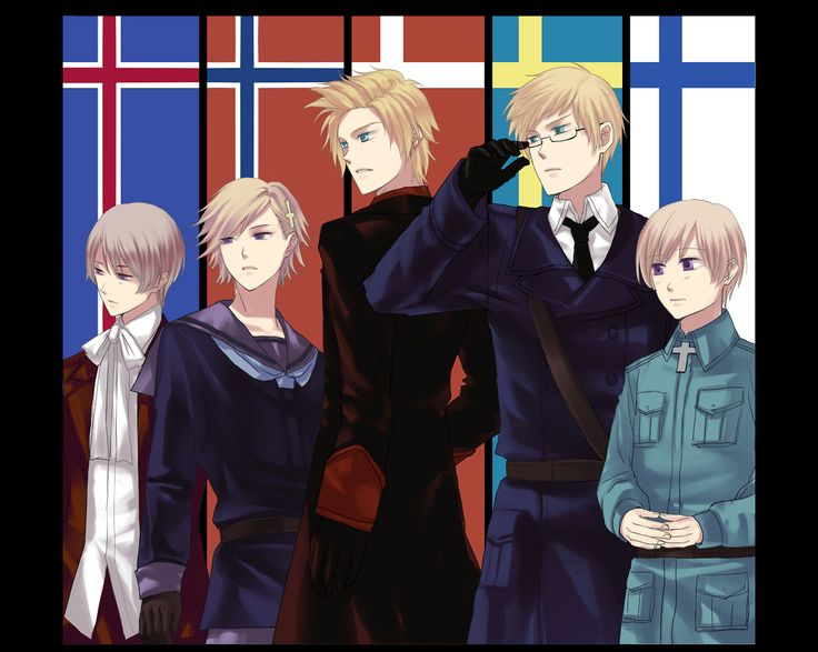 93 best Hetalia: Nordics images on Pinterest | Nordics ...