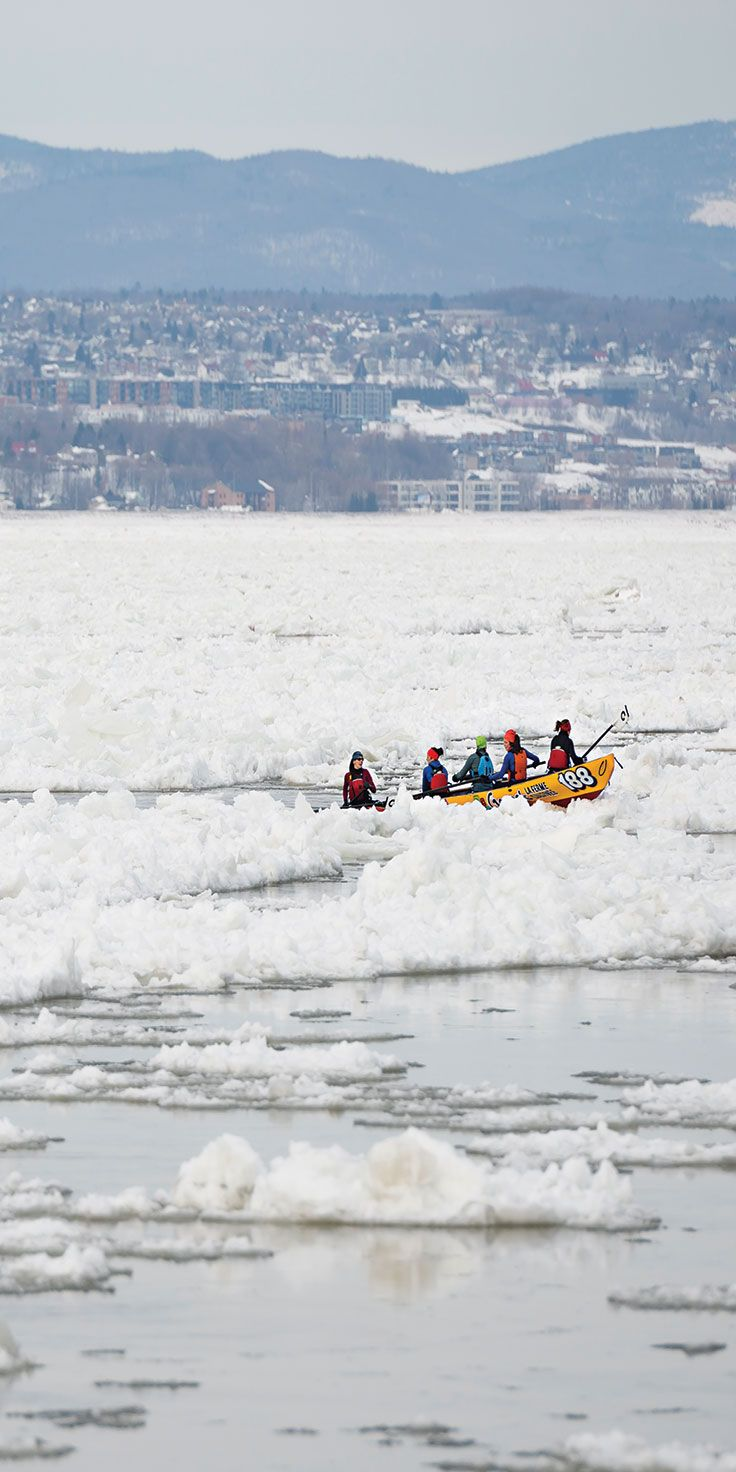 Winter sports in Montreal, Quebec - by Lauren Bath