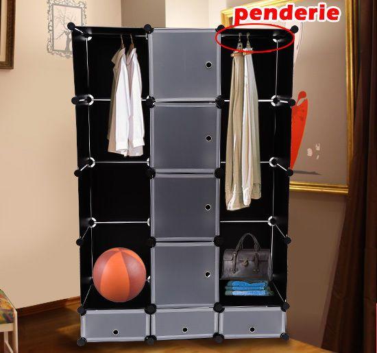 les 25 meilleures id es concernant armoire plastique sur. Black Bedroom Furniture Sets. Home Design Ideas