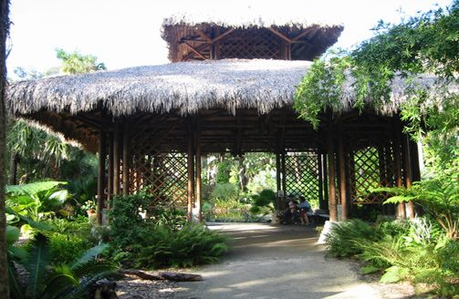McKee Botanical Gardens In Vero Beach Gazeboits A Maybe For Local Wedding Venue
