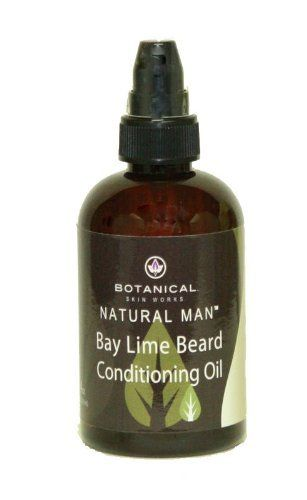 Botanical Skin Works Bay Lime Beard Conditioning Oil 4 Oz MenS Body Care by Botanical Skin Works, http://www.amazon.com/dp/B0062K33CE/ref=cm_sw_r_pi_dp_Y7hPrb1C84BWR