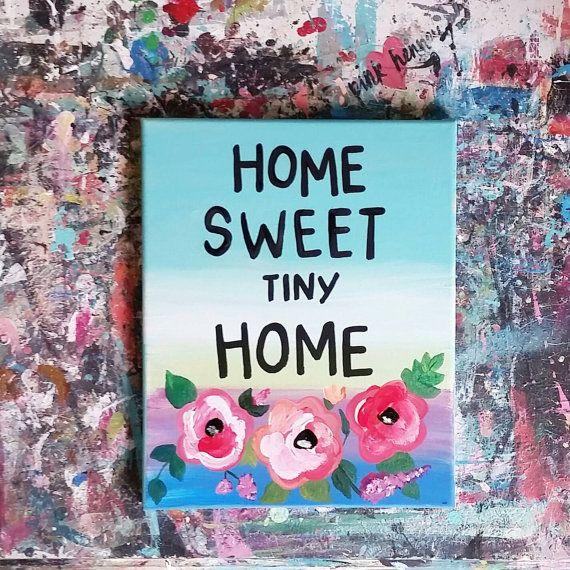 Sweet Tiny Home