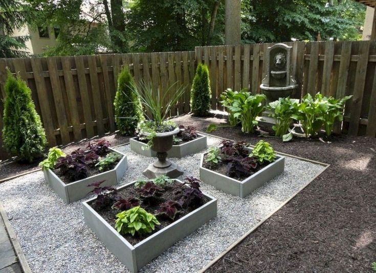 39 incredible low water landscaping ideas for your garden - Ideen Fr Kleine Hinterhfe Ohne Gras