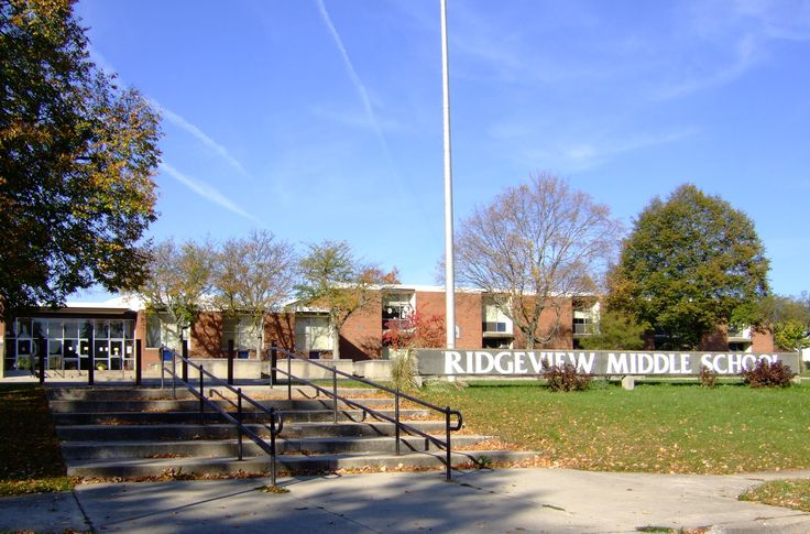 This is the front of RMS. The setting of the school is in the middle of a suburban neighborhood, but the school is considered urban because it is part lottery and part feed from the surrounding areas.  The school district that I went to when I was in middle school was a direct entry from my city, so I was not able to see much diversity among classmates. At RMS I see and hear many diverse stories and backgrounds that the students come from.