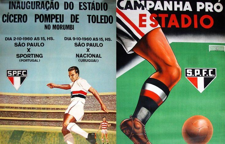 Morumbi 53 anos: Se é um sonho, que seja grande! O Estádio Cícero Pompeu de Toledo completa hoje 53 anos de história http://saopaulofc.net/noticias/noticias/morumbi/2013/10/2/morumbi-53-anos-se-e-um-sonho,-que-seja-grande!/