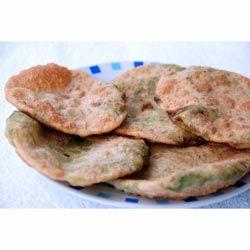 Recipe for Stuffed Poori