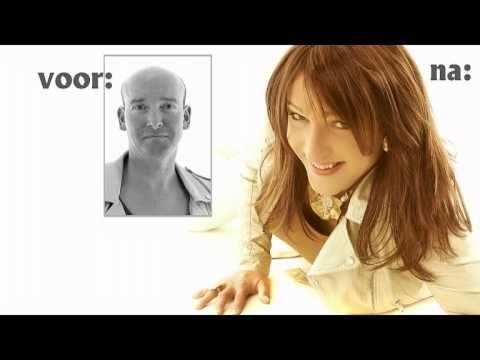 man becomes woman photoshoot - crossdress - transgender - travestiet