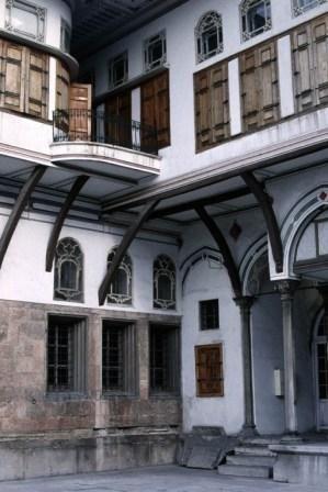 Ottoman architecture - Topkapi palace