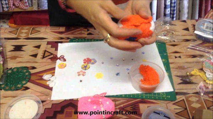 Creare con la Foam Clay  Crea con la pasta FOAM CLAY e realizza coloratissimi progetti! #foamclay #pointincraft #creaconpointin http://www.pointincraft.eu/it/