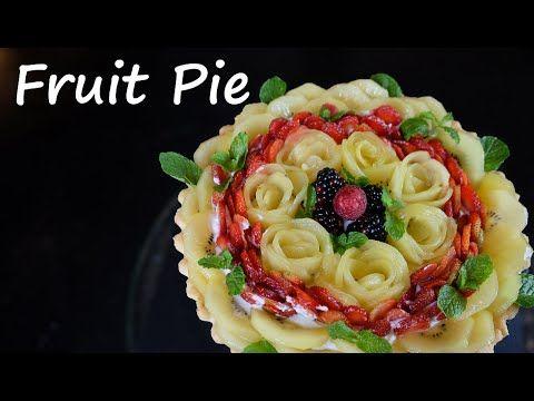 Resep Pai Buah /Fruit Pie/ Fruit Tart - PAN HOUSE PRODUCTION -