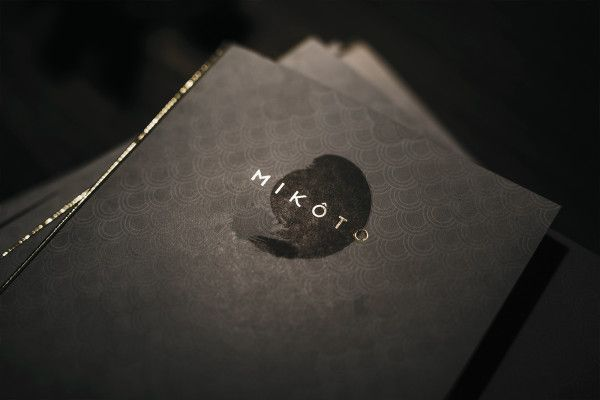 Der Markenrelaunch des Stuttgarter Restaurants Mikoto – japanische Ästhetik made in Germany. Lecker zubereitet. Aufwändig aufbereitet. Agentur Hochburg & Adda Creative Director C. Vögtlin