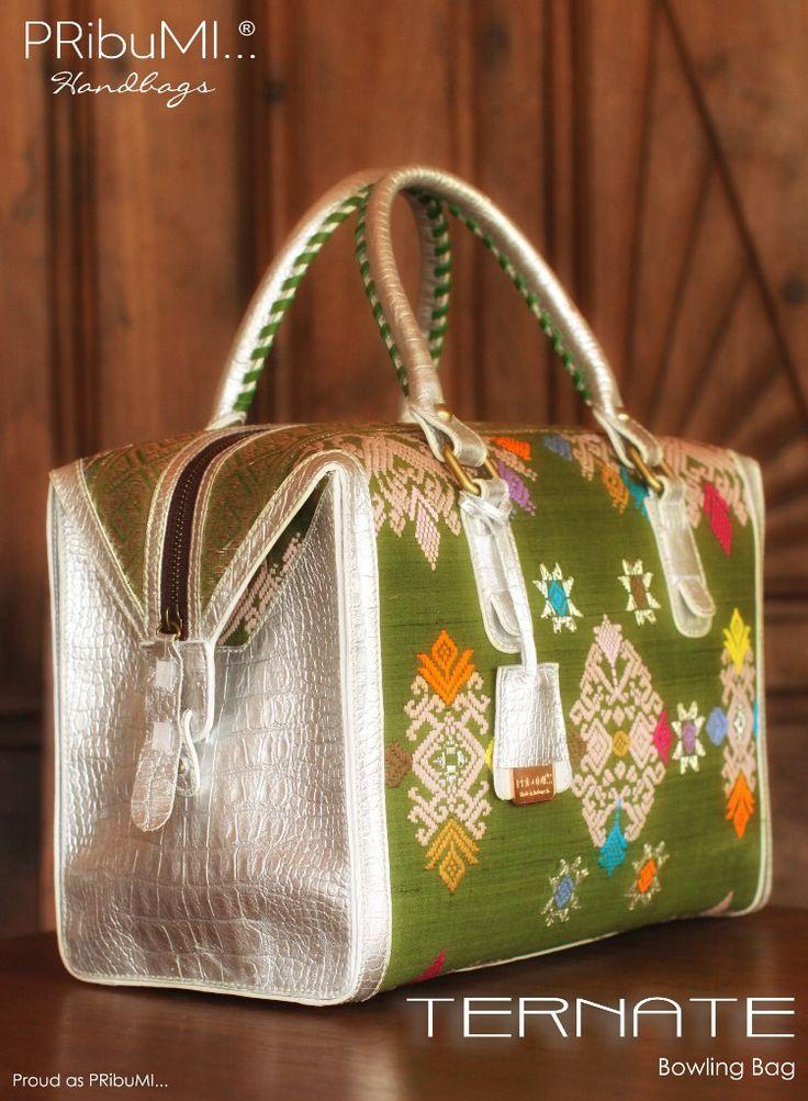 TERNATE Bowling Bag by PRibuMI...®