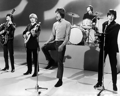 LL THE ROLLING STONES 8X10 MUSIC PHOTO