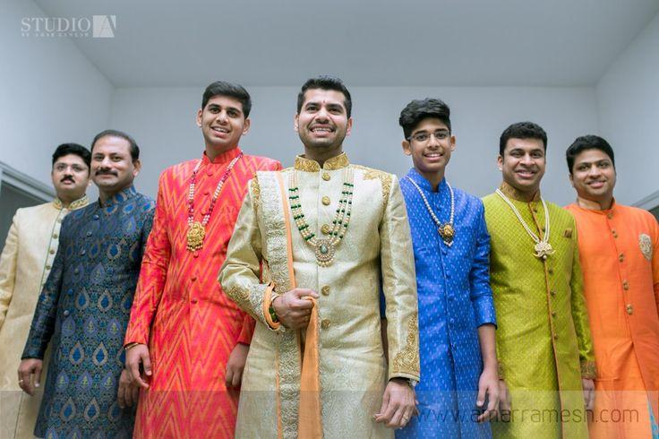 Colorful Telugu Wedding- wedding Photography - candid wedding Photographer - 125