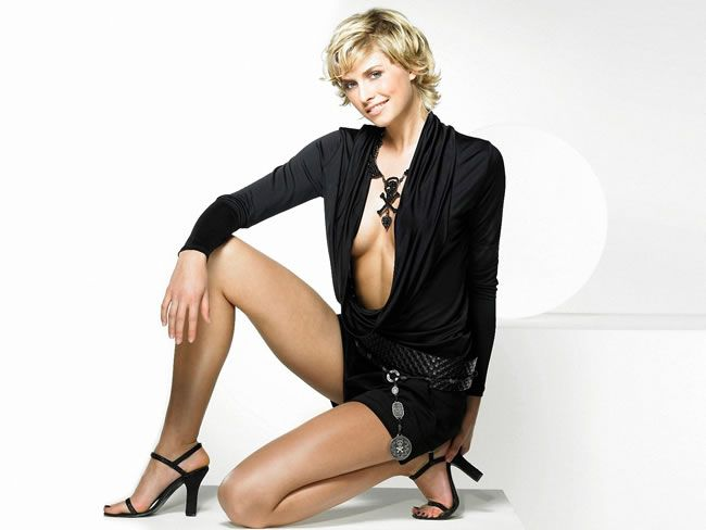 She is German top model and a TV personality, unlike other women in the list she is actually smart and finished marketing degree. She has already featured in some top magazine and often seen in Germany Tv shows. #celebritynews #celebritygirlfriends #celebritywives #footballers