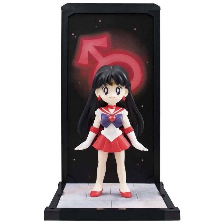 """Statuetta da collezione """"Sailor Mars"""" di #SailorMoon."""