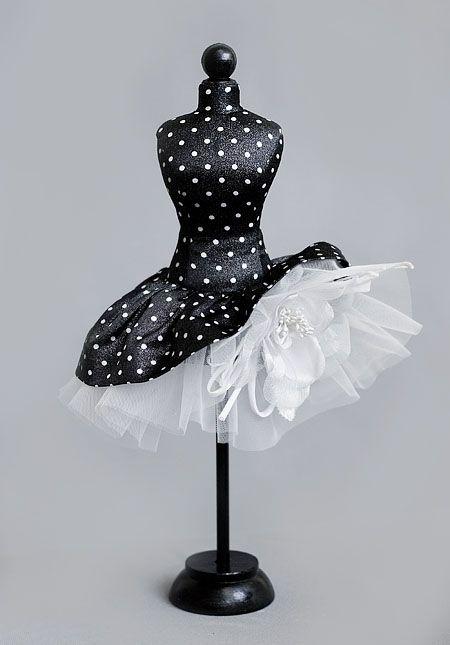 689 best Miniature Dresses images on Pinterest | Paper dresses ...