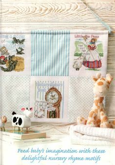 Rhyme Time 2/2 Cross Stitch Crazy Issue 198 January 2016 Saved