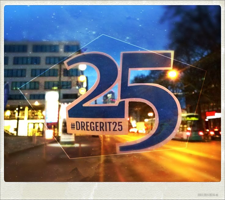 25 Jahre DREGER IT – in dieser Zeit auch mit der Straßenbahn zu den Kunden gefahren #DREGERIT25 #Jubiläum #RMV #DREGERIT #Security #Cloud #DREGER #IT #ManagedServices