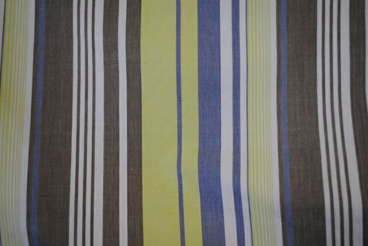 New Orleans Stripe Fresh - showing the stripe pattern repeat