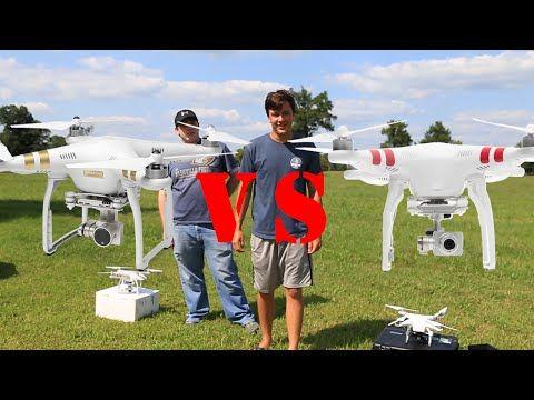 Phantom 3 vs Phantom 2 | DRONE RACE! - Click Here for more info >>> http://topratedquadcopters.com/phantom-3-vs-phantom-2-drone-race/ - #quadcopters #drones #dronesforsale #racingdrones #aerialdrones #popular #like #followme #topratedquadcopters