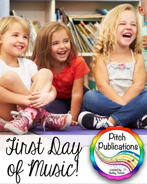 Are you struggling what to do the VERY FIRST DAY of music class?  It can be scary! No worries! I got you covered!  Check out this blog post to get some amazing ideas for your class!  #pitchpublications
