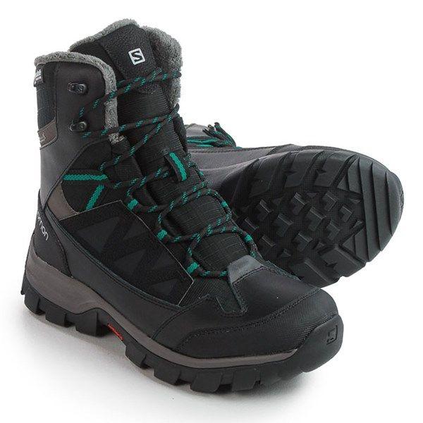 Salomon Women's Chalten CSWP Winter Boots