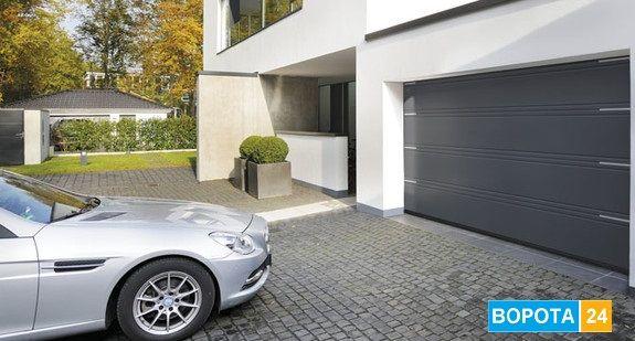 Гаражные ворота Hormann - качество и дизайн от немецких мастеров!