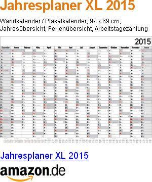 Kalender 2015 Word zum Ausdrucken: 16 Vorlagen (kostenlos)
