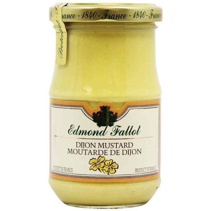 Edmond Fallot Horseradish Dijon Mustard 7.4 oz (210g)