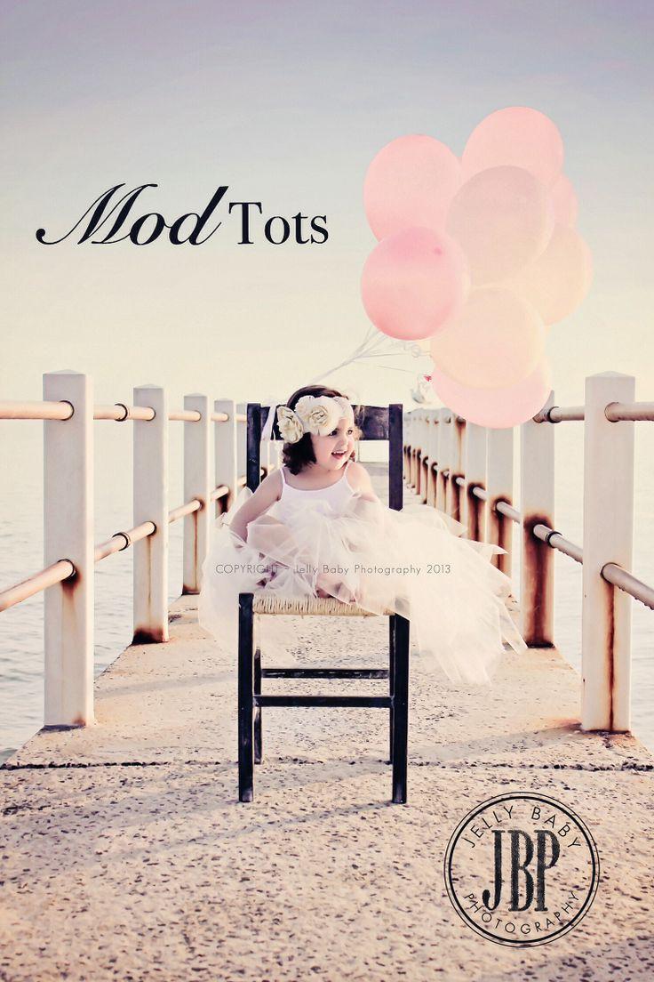 Handmade Tutu & Headpiece by Mod Tots