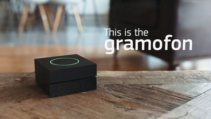 This is the Gramofon