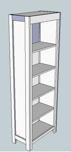 The Favorite Bookshelf