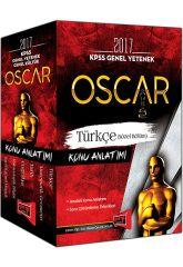 2017 KPSS Genel Kültür Genel Yetenek Oscar Konu Anlatımlı Modüler Set Yargı Yayınları