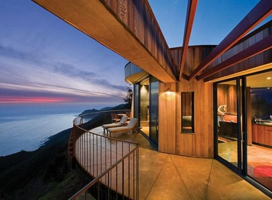 Post Ranch Inn - Big Sur, Californië, Verenigde Staten