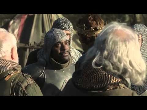 Henry V St. Crispin's Day Speech (video). The last sixty seconds of this...wow.
