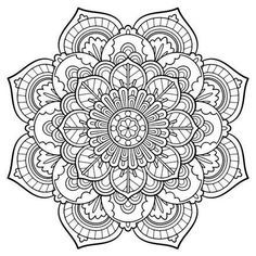 Best 25+ Mandala printable ideas on Pinterest | Mandala coloring ...