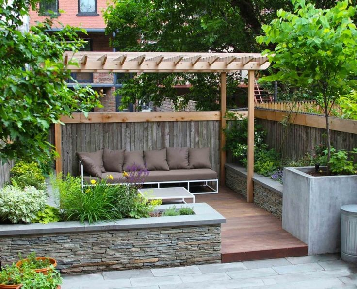 backyard patio idea for traditional wood house a set of outdoor furniture with accent pillows small white table cedar flooring system shabby but stylish cedar walls wooden shade without cover