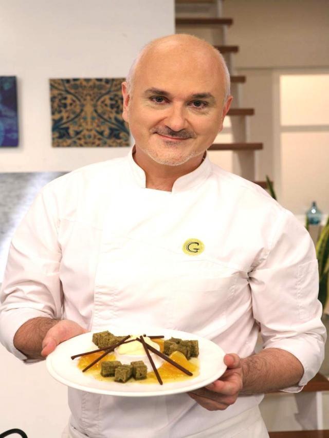 """Chefs """"""""Osvaldo Gross, santafesino"""
