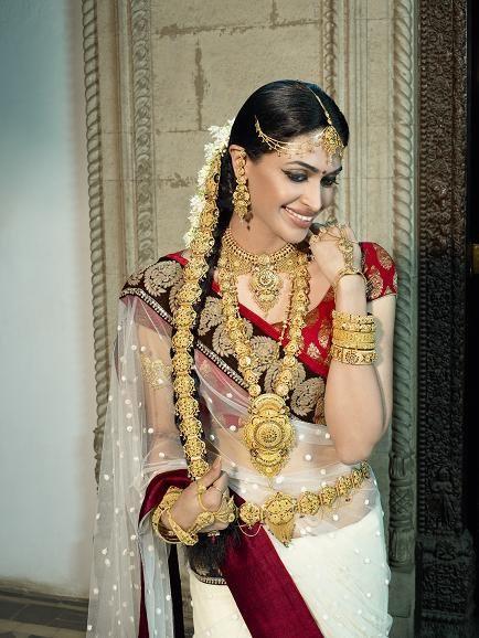 Indian #Wedding sari