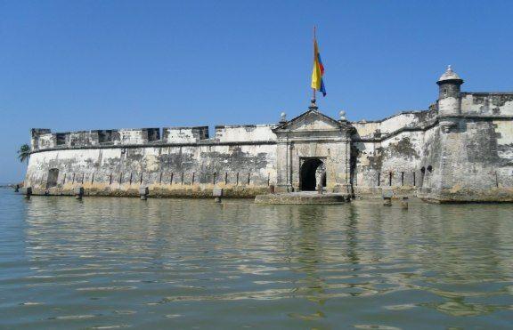Fort San Fernando - Cartagena de Indias