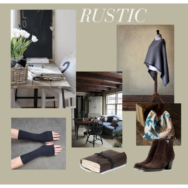 Rustic by mdrozd on Polyvore featuring moda, Acne Studios and rustic