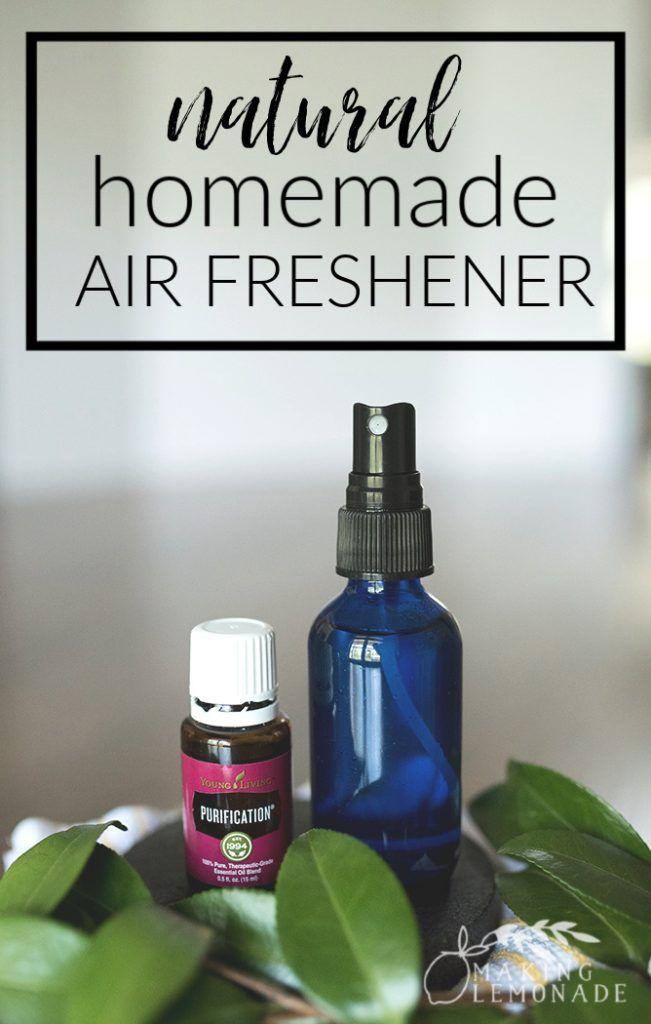Diy All Natural Air Freshener Homemade Air Freshener Air Freshener Diy Essential Oils Air Freshener