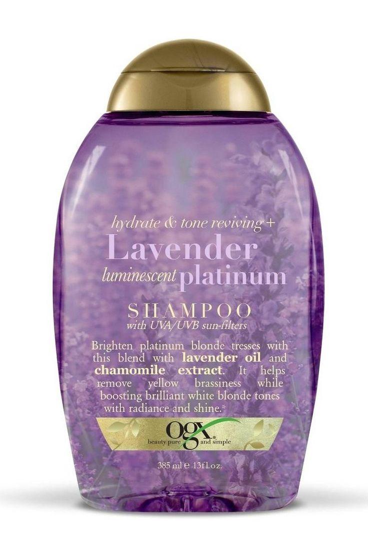 purple shampoo ideas